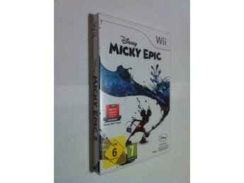 Wii: Disney's Epic Mickey