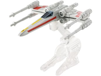 Hot Wheels Cars Bilar Starship Skepp Star Wars Disney Mattel - X-Wing Fighter 5