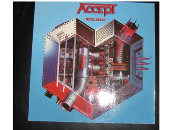 "accept LP ""Metal heart"