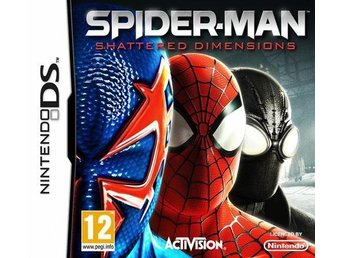 Spider-Man: Shattered Dimensions (Spiderman) - Helt nytt till Nintendo DS!!!