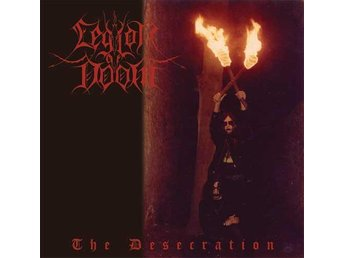 LEGION OF DOOM - Desecration , MCD 2004 digi , ,