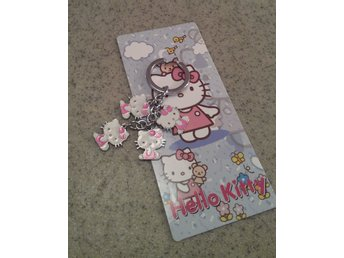 Hello Kitty nyckelring 2