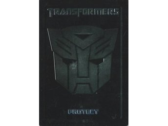 TRANSFORMERS -PROTECT STEELBOOK - 2 DVD ( SVENSKT TEXT )