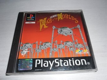 The War of the Worlds PS1