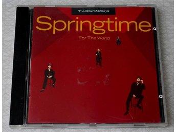 The Blow Monkeys / Springtime For The World CD 1990 - Enskede - The Blow Monkeys / Springtime For The World CD 1990 - Enskede