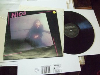 NICO Drama of Exile Aura records - Koppom - NICO Drama of Exile Aura records - Koppom