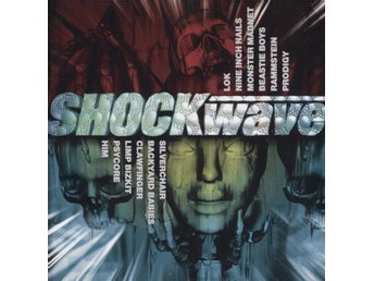 Shockwave - 1999 - CD