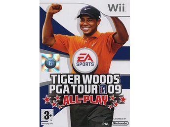 Tiger Woods PGA Tour 09 NY och INPLASTAD - Kiruna - Tiger Woods PGA Tour 09 NY och INPLASTAD - Kiruna
