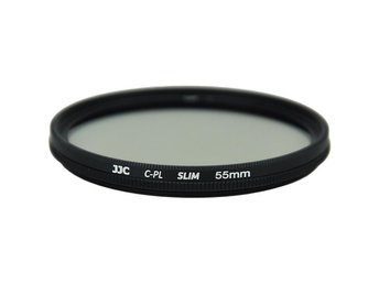 JJC Ultra-Thin Circular Polarizer Filter (55mm)