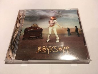 CD Röyksopp - The understanding - Nacka - CD Röyksopp - The understanding - Nacka