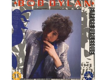 LP Bob Dylan Empire Burlesque