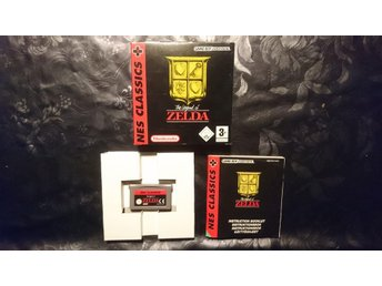 GBA The Legend of Zelda Nes Classic