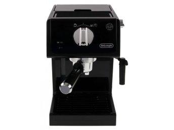 DeLonghi ECP 31.21 Espresso Machines Espresso Machine Black - Solna - DeLonghi ECP 31.21 Espresso Machines Espresso Machine Black - Solna