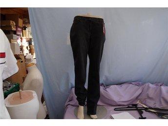 Svarta tvättade tighta jeans i stretch. Zerrez. W 33 tum. - Norrtälje - Svarta tvättade tighta jeans i stretch. Zerrez. W 33 tum. - Norrtälje