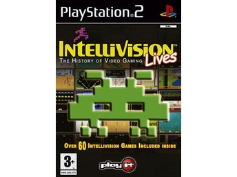 INtellivision Lives: The History of Video Gaming (Ny & Inplastad) - Playstation