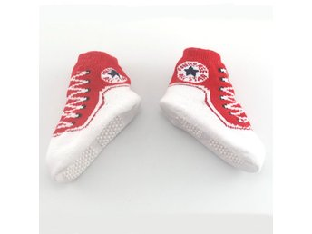 1 Par Converse All star baby strumpor.