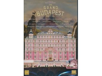 The Grand Budapest Hotel DVD Wes Anderson Ralph Fiennes Jude Law REKOMMENDERAS! - Solna - The Grand Budapest Hotel DVD Wes Anderson Ralph Fiennes Jude Law REKOMMENDERAS! - Solna