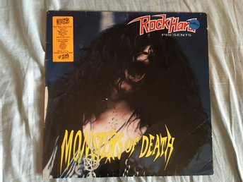 Monsters Of Death LP