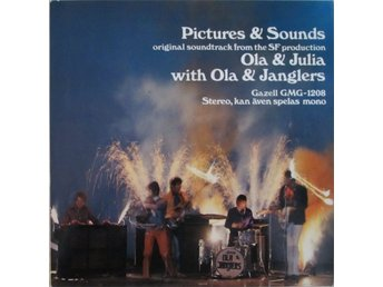 Ola & The Janglers - Pictures & Sounds, Ola & Julia