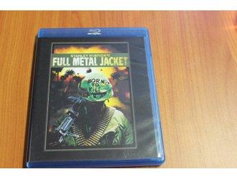 Bluray-film: Full metal jacket - Kosta - Bluray-film: Full metal jacketSvensk text.BETALNINGVid betalning är det viktigt att det tydligt uppges användarnamnet på Tradera för att kunna härledas. Jag använder mig av Traderas automatiska vinnarmail där all betalningsinformation framg - Kosta