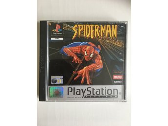 Spider-Man, PlayStation, Spel
