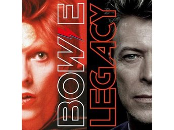 Bowie David: Legacy 1969-2016 (Digi) (2 CD)