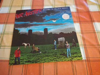 Mr Mister - Welcome to the real world  LP!