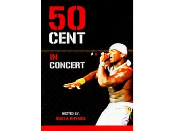 50 Cent: In concert (DVD)