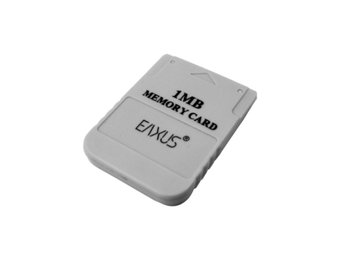 Eaxus Playstation 1 Memory Card -