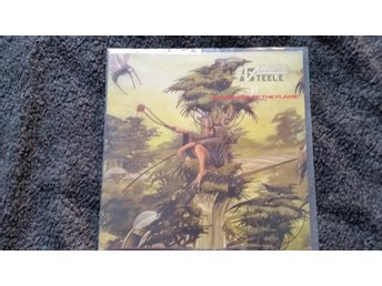 Virgin Steele Guardian of the flame LP 1983