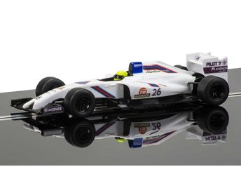 GP F1 Racer - White #26 ..... SCALEXTRIC