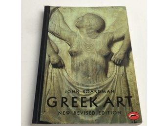 World of Art, Bok, greek art , Strl:  , Flerfärgad