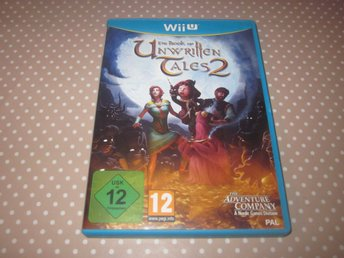 The Book of Unwritten Tales 2 till Wii U