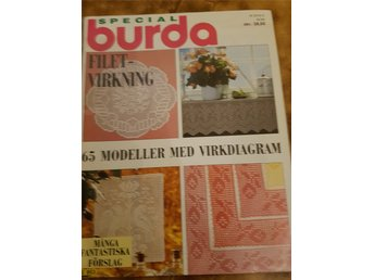 BURDA Special Filetvirkning