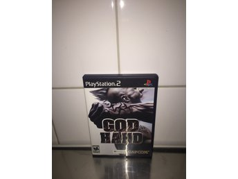 Playstation 2 | God Hand | NTSC/US | Nyskick