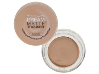 Maybelline Dream Matte Mousse Foundation,Cameo 20