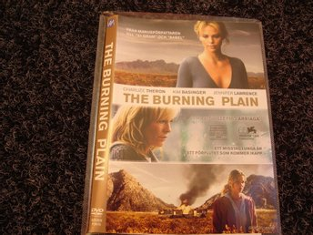 DVD-THE BURNING PLANE *Charlize Theron, Kim Basinger, Jennifer Lawrence*