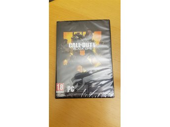 PC Spel CALL OF DUTY BLACK OPS