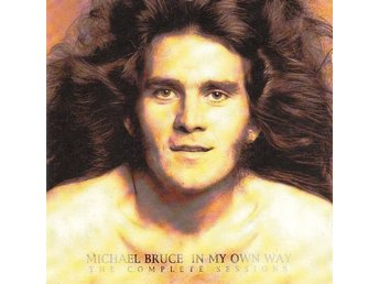 MICHAEL BRUCE - In my own.. 2CD (Alice Cooper, Glamrock, 1975,) - MINT