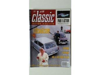 Classic Motor nr 7 1997: BMC/Morris 1100, MG 1300, Simca Aronde -60, Panther 75 - Uppsala - Classic Motor nr 7 1997: BMC/Morris 1100, MG 1300, Simca Aronde -60, Panther 75 - Uppsala