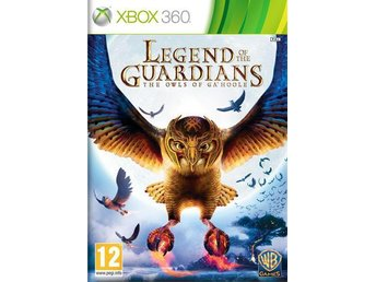 Legend of the Guardians: The Owls of Ga'Hoole Xbox 360 NY!