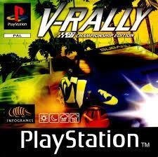 V-Rally - Playstation 1