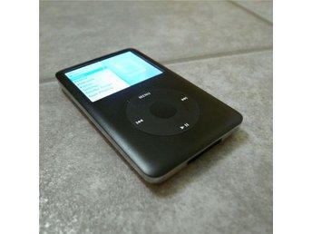"""DEFEKT -- iPod classic 80GB 6th generation """"Hittas inte i iTunes""""-- DEFEKT - Linköping - DEFEKT -- iPod classic 80GB 6th generation """"Hittas inte i iTunes""""-- DEFEKT - Linköping"""