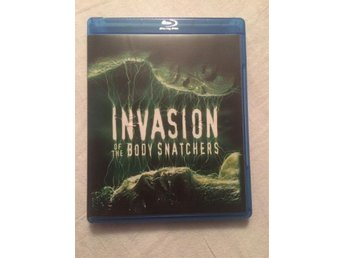 Invasion of the body snatchers (blu-ray) import