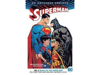 Superman Vol. 2 Trial of the Super Sons (Rebirth) TP NY!