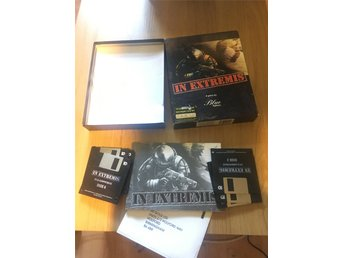 In Extremis, 3.5 disk, IBM/PC - Bettna - In Extremis, 3.5 disk, IBM/PC - Bettna