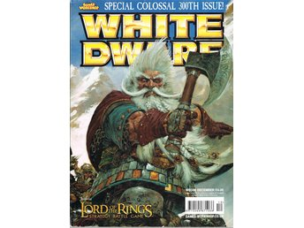 Lord of the Rings White Dwarf