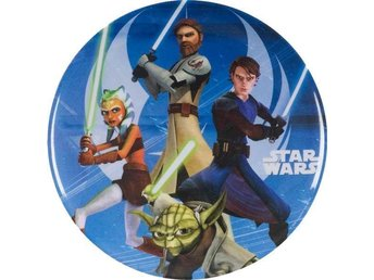 Leksaker - Star Wars Tallrik 20 cm i diameter ny! REA! - Uddevalla - Leksaker - Star Wars Tallrik 20 cm i diameter ny! REA! - Uddevalla