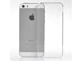 iPhone 5 / 5S - Ultratunt Skal TPU Transparent 0,3mm - örebro - iPhone 5 / 5S - Ultratunt Skal TPU Transparent 0,3mm - örebro