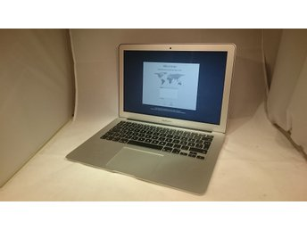 MacBook Air (13 tum, tidigt 2015)